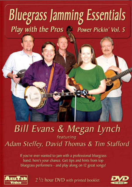 Bluegrass Jamming Essentials - Power Pickin' Vol. 5