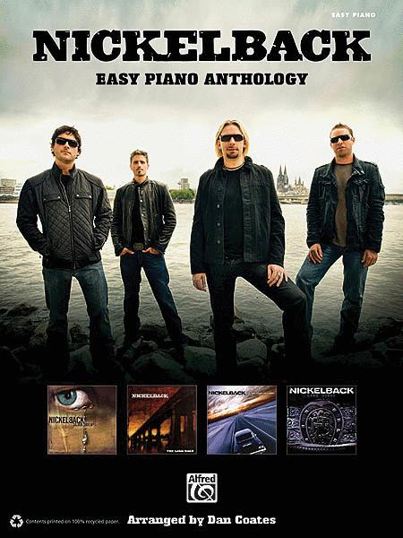Nickelback - Easy Piano Anthology