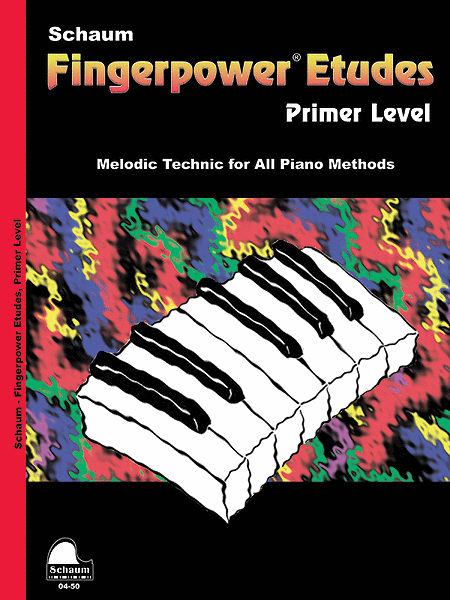 Fingerpower« Etudes Primer