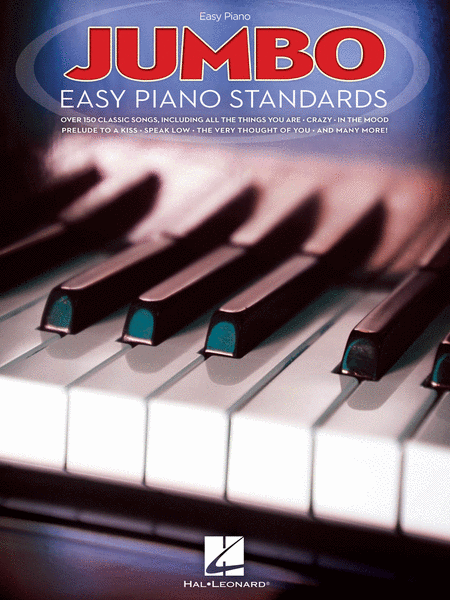 Jumbo Easy Piano Standards