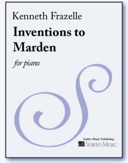 Inventions to Marden
