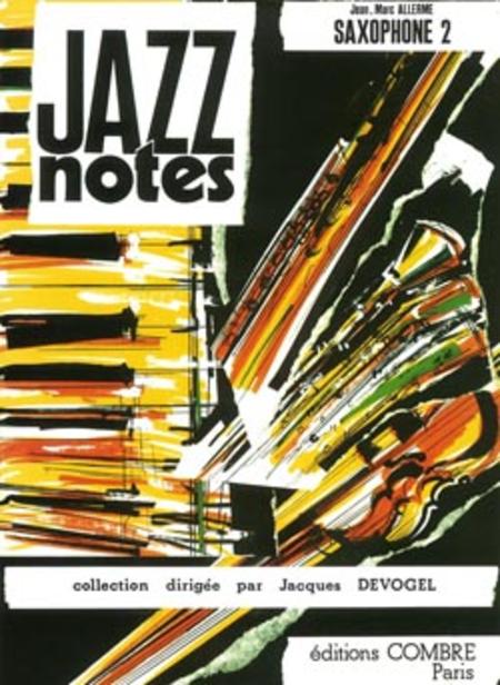 Jazz Notes Saxophone 2 : Don't blues me - Geneva's cabaret