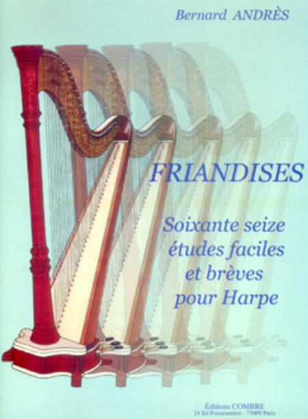 Friandises - 76 Etudes faciles et breves