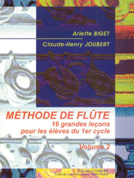 Methode de flute Vol. 2 (16 Lecons 1er cycle)