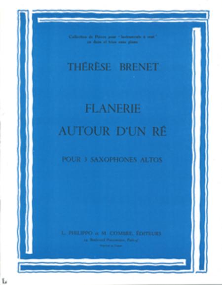 Flanerie - Autour d'un Re