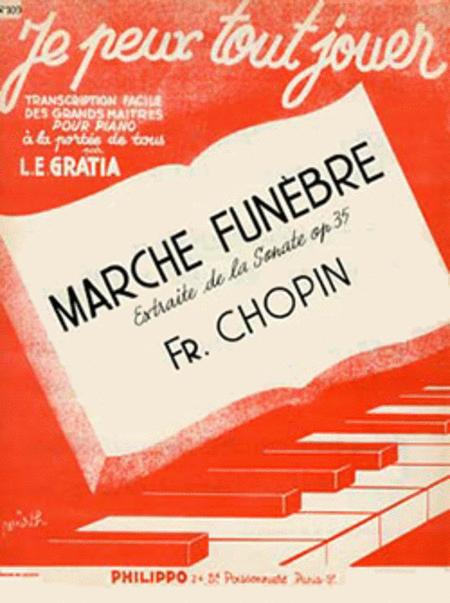 Marche funebre de la Sonate Op. 35 (JPTJ109)