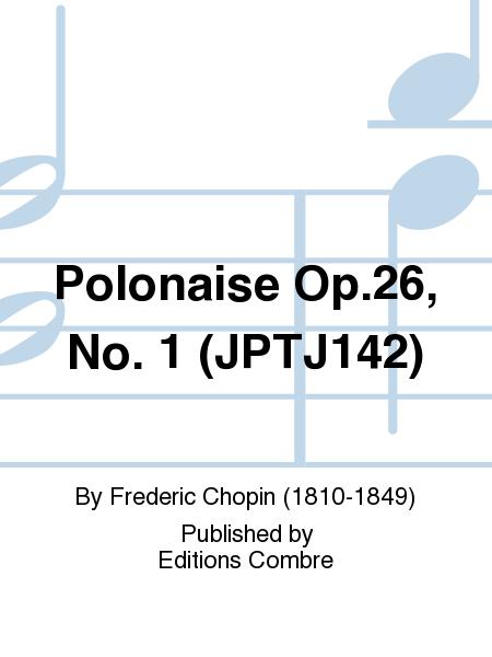 Polonaise Op.26, No. 1 (JPTJ142)