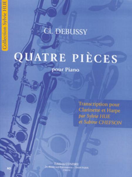 Pieces pour piano (4)