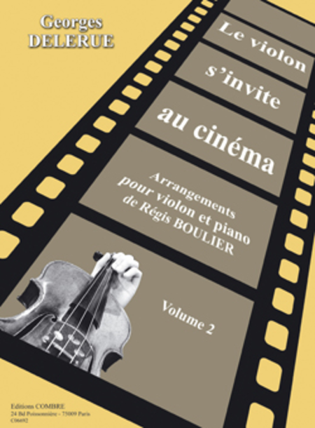 Le violon s'invite au cinema Vol. 2