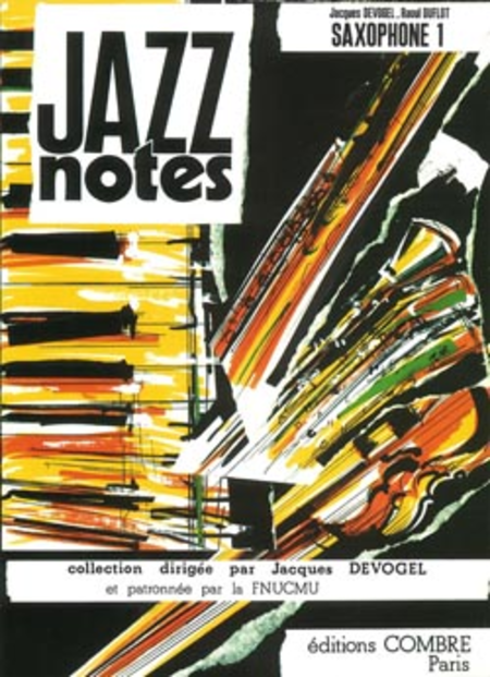 Jazz Notes Saxophone 1 : Tiffany - Lido