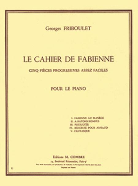 Le cahier de Fabienne