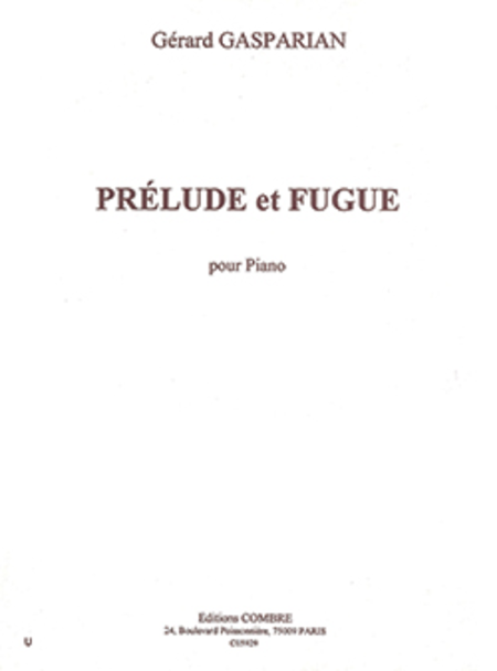 Prelude et fugue