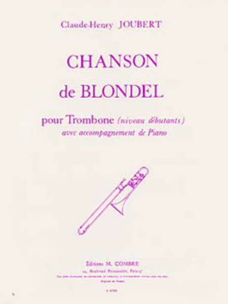 Chanson de Blondel