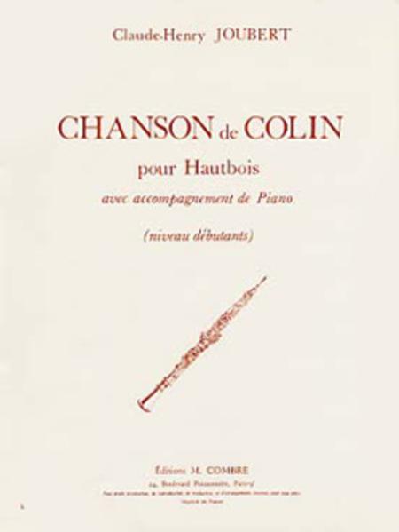 Chanson de Colin