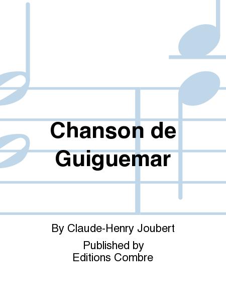 Chanson de Guiguemar