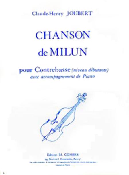 Chanson de Milun