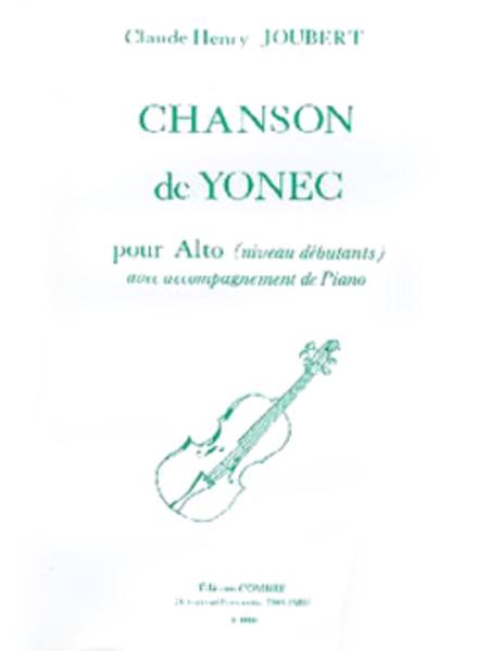 Chanson de Yonec
