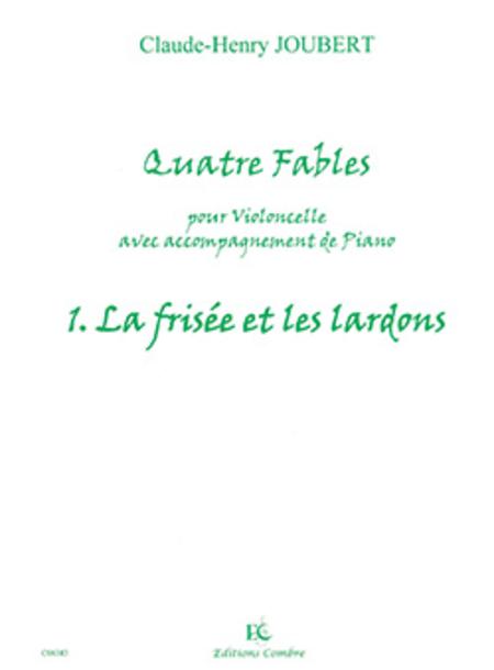 Fables (4), No. 1 La Frisee et les lardons