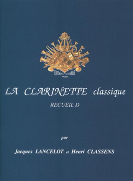 La Clarinette classique Vol. D