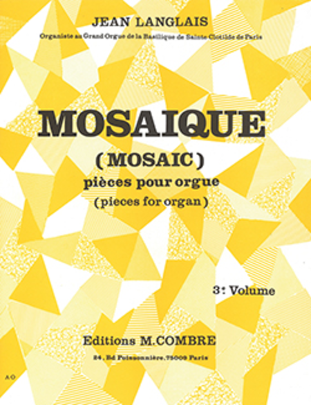 Mosaique Vol.3
