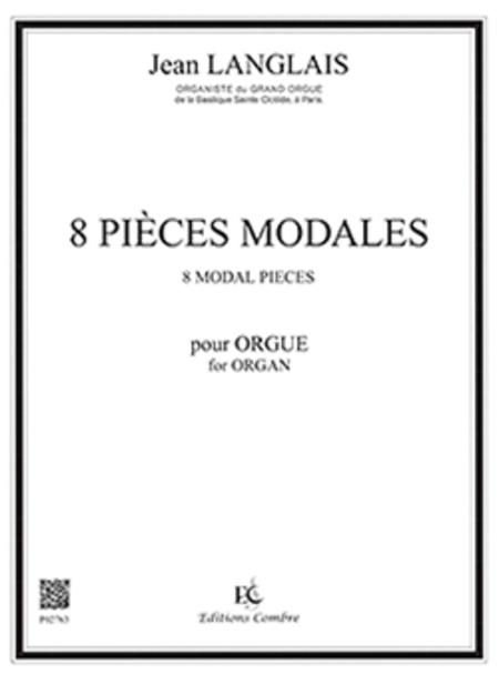 Pieces modales (8)
