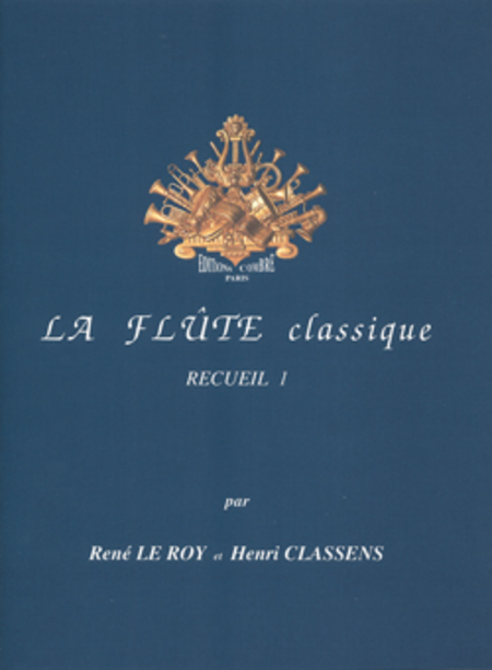 La Flute classique - Volume 1