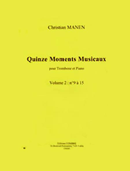 Moments musicaux (15) Vol. 2 No. 9 a15