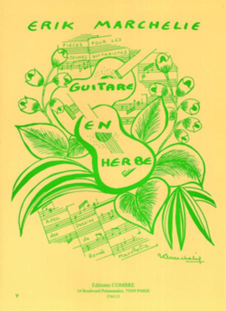 Guitare en herbe