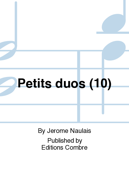 Petits duos (10)