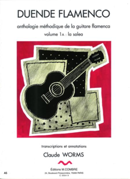 Duende flamenco Vol. 1A - Solea