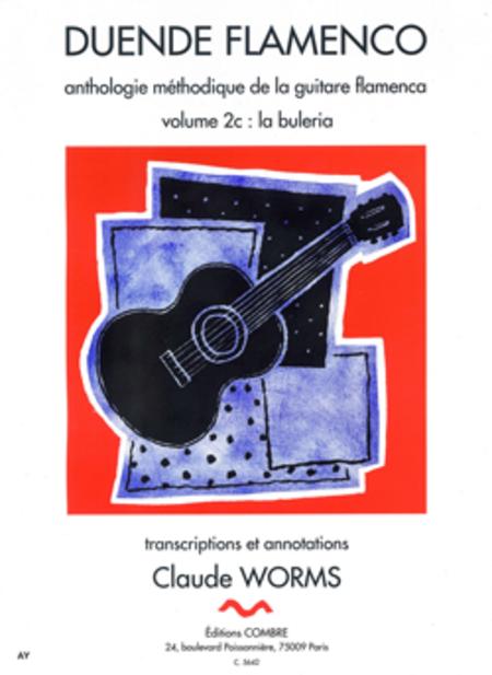 Duende flamenco Vol. 2C - Buleria