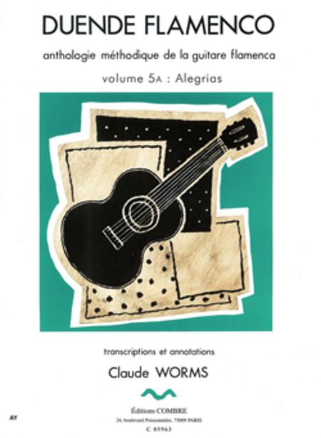 Duende flamenco Vol. 5A - Alegrias