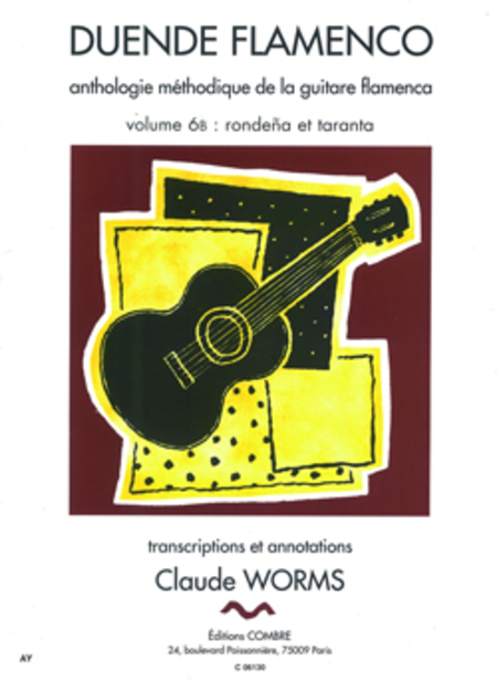 Duende flamenco Vol. 6B - Rondena, taranta