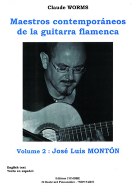 Maestros contemporaneos Vol.2 : Jose Luis Monton
