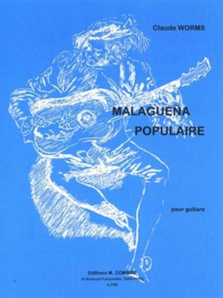 Malaguena populaire
