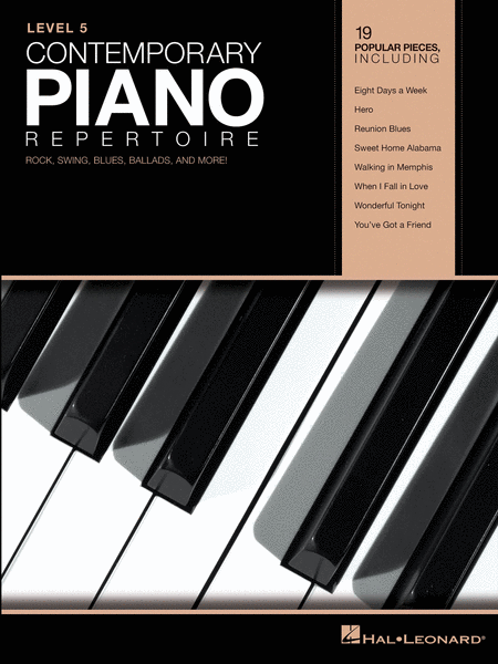 Contemporary Piano Repertoire - Level 5