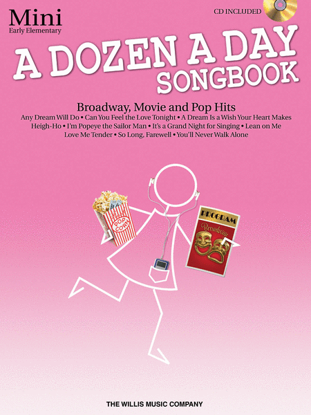 A Dozen a Day Songbook - Mini