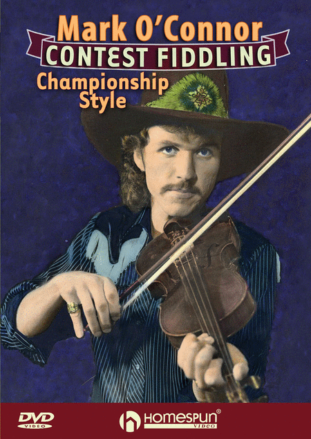Contest Fiddling Championship Style