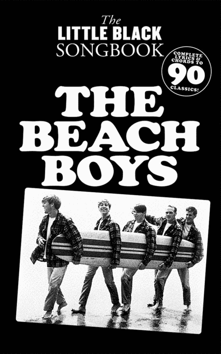 The Beach Boys - The Little Black Songbook