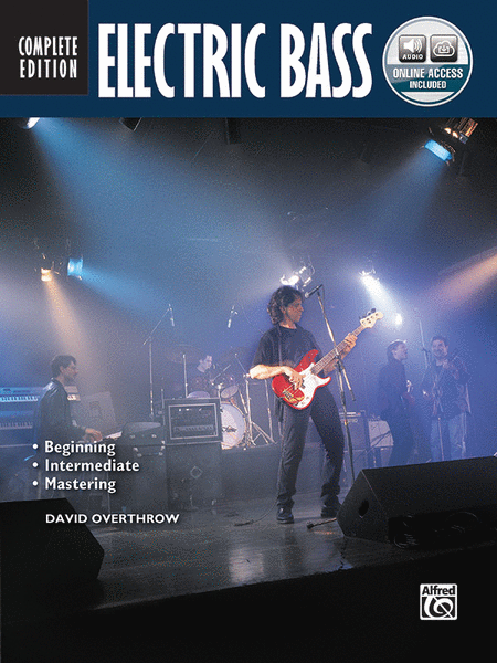 Complete Electric Bass Method Complete Edition