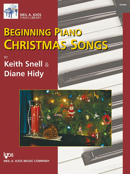 Beginning Piano Christmas Songs