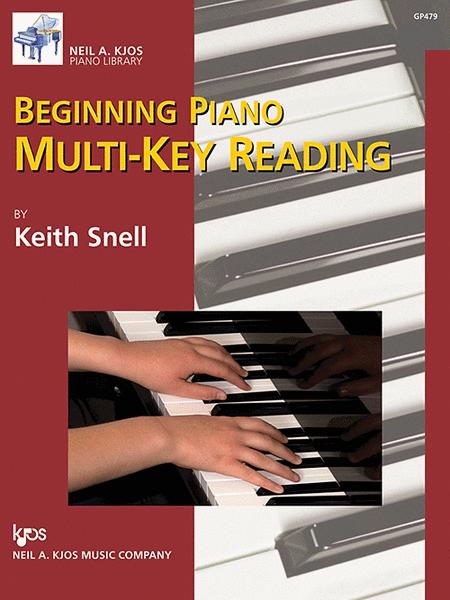 Beginning Piano Multi-Key Reading