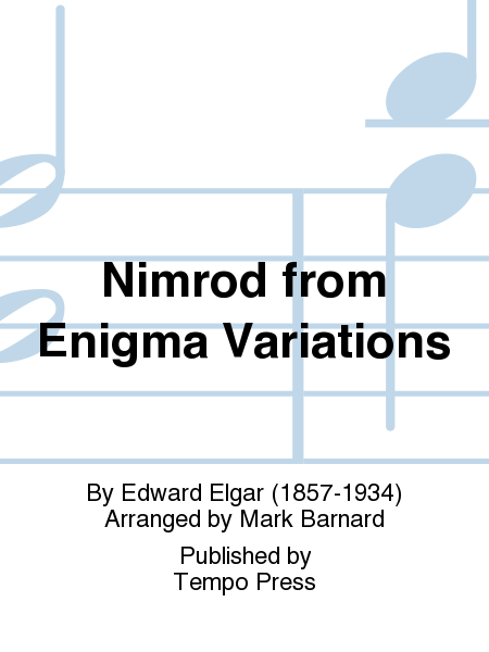 Nimrod from Enigma Variations
