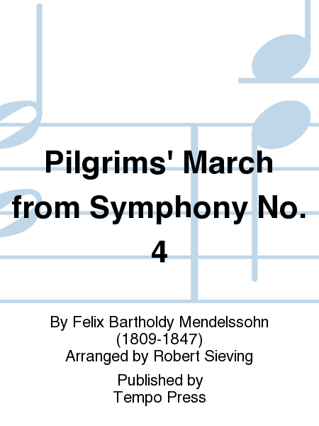 Pilgrims' March from Symphony No. 4