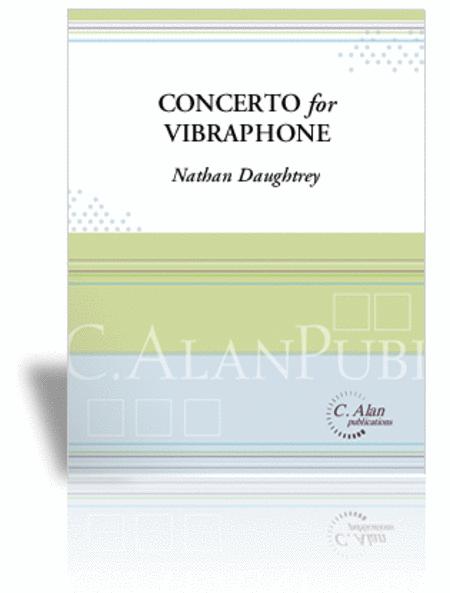 Concerto for Vibraphone (piano reduction)
