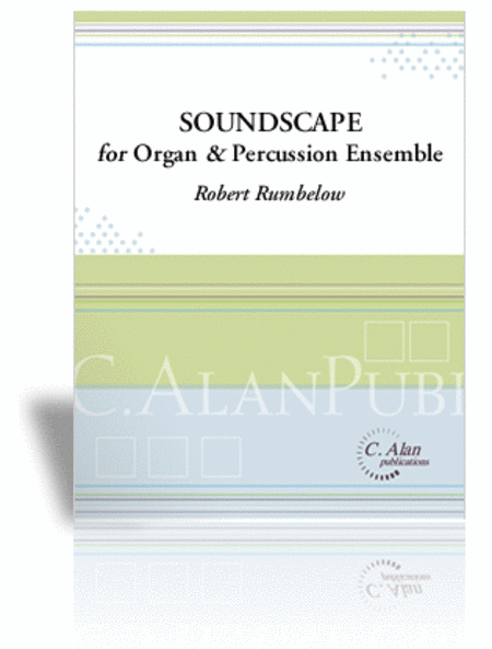 Soundscape for Organ & Percussion Ensemble (score & parts)