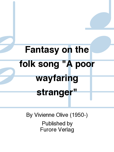 Fantasy on the folk song