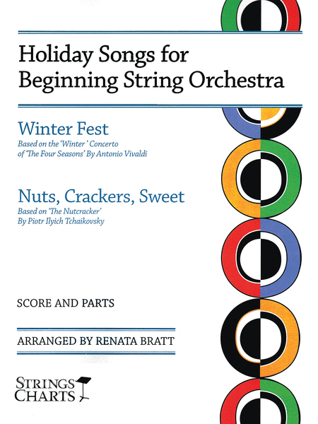 Holiday Songs for Beginning String Orchestra