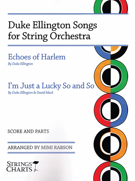 Duke Ellington Songs for String Orchestra