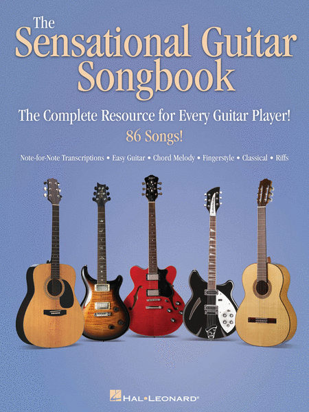 The Sensational Guitar Songbook